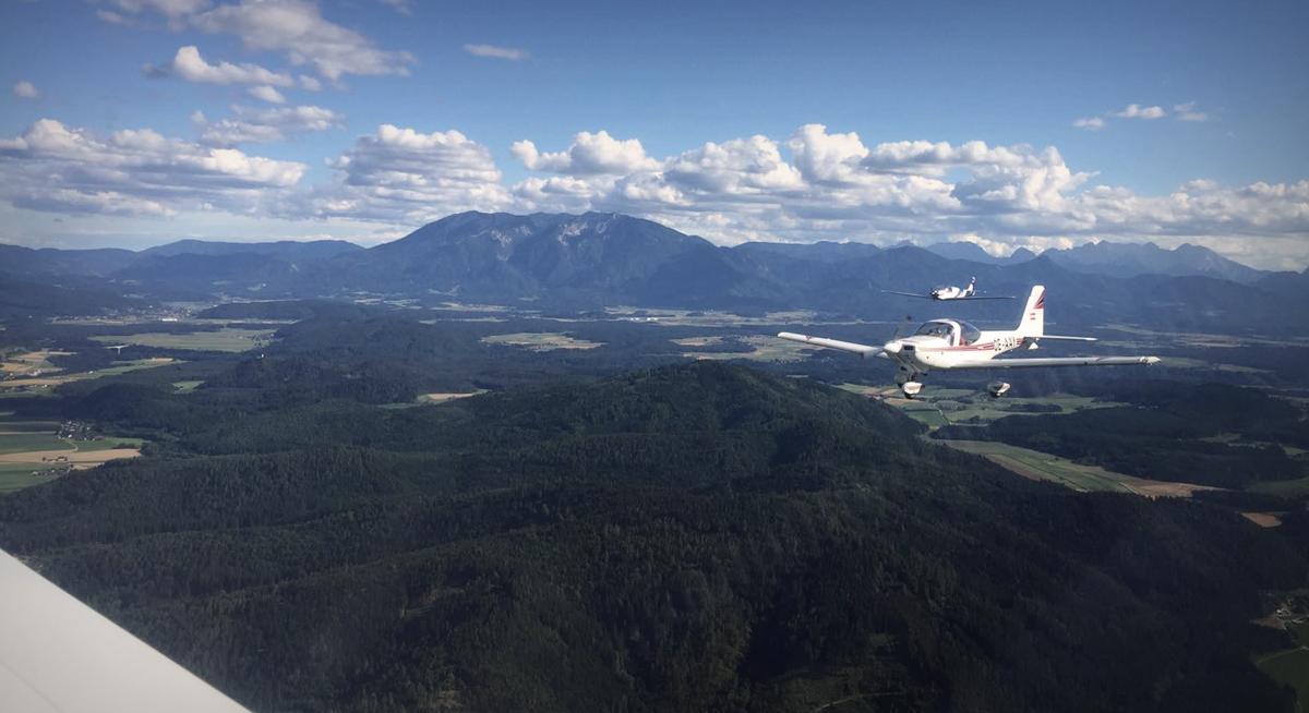 Flugfest in Ferlach – LOKG